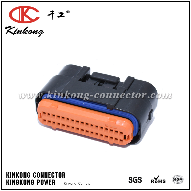 MX23A34SF1 MX23A34XF1 34 way ECU Socket housing Motorcycle motorbike connector  CKK7341A-1.0-21