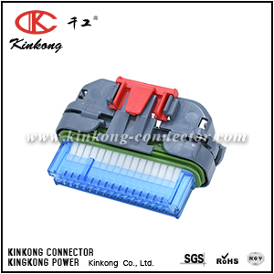 12129025 12129023 12129026 12129030 12110299 32 way female automobile wire harness connector CKK7322-1.0-21