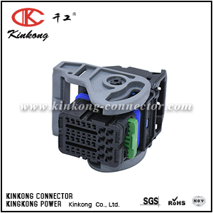 32 hole receptacle cable wire connector CKK732AG-1.0-2.2-21