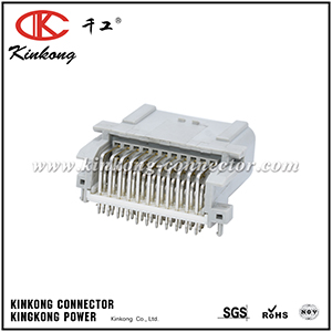 33 pins male automobile wire connector CKK733HA-0.7-11