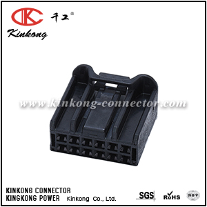 90980-12773 12 hole female electric connector
