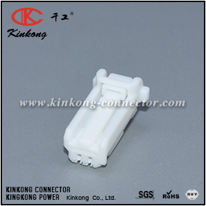 90980-12937 6098-6662 2 pole female socket housing