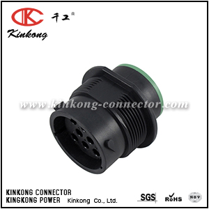 HDP24-18-8SN 8 pole female automobile connectors