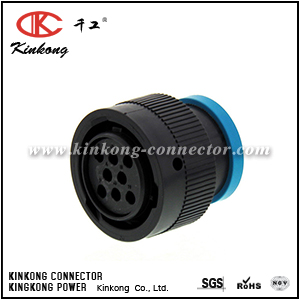 HDP26-18-8SE-L017 8 way female automotive connector