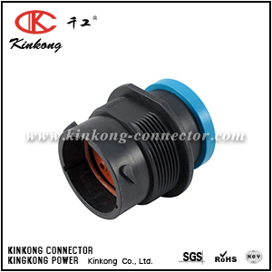 HDP24-18-8PE-L017 8 pin male crimp connector