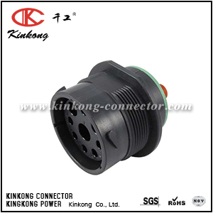 HDP24-24-9SN 9 hole female socket housing