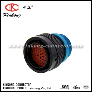 HDP26-24-47PE-L015 47 pin male electric connector