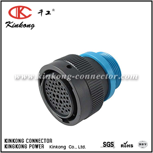 HDP26-24-47SE-L015 47 hole receptacle cable connector