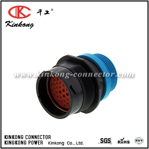 HDP24-24-47PE-L015 47 pins blade waterproof connector