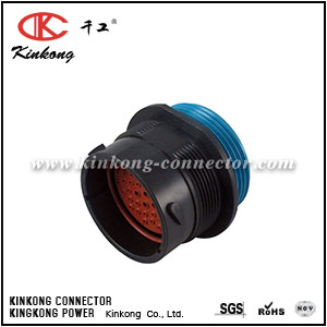 HDP24-24-47PE-L024 47 pins blade electrical connector