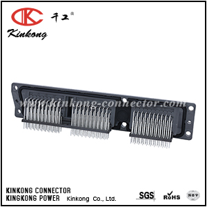 1-178405-6  120 Pin Toyota Supra 2JZ ECU pcb connector