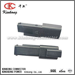 132015-0072 2 pin male waterproof connector