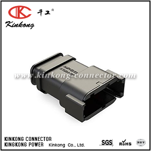 ATM04-12PB-SR1BK 12 pins blade automotive connector