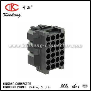 192923-6040 24 way female cable connector