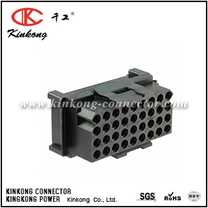 192923-6050 36 hole female wire connector