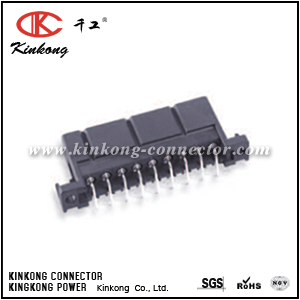 192991-0535 9 pins blade auto connection
