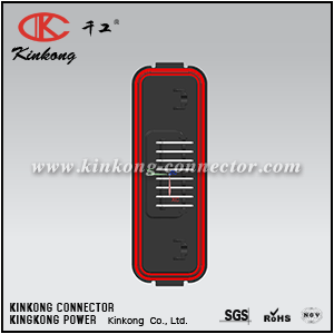 16 pin male connector used for Engineering vehicle