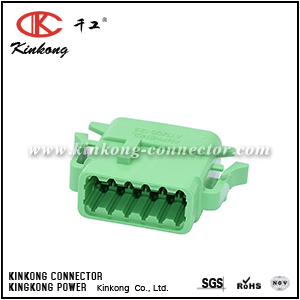 ATM06-12SC 12 hole female automotive connector