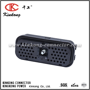 153-2620 54 hole female automobile connector for CAT