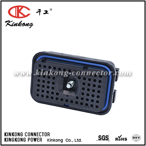 160-7690 70 hole female automotive connector for CAT
