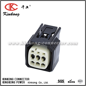 90980-12257 6 pole female Occupant Detection Sensor connector