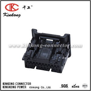 90980-12C61 21 pole female auto connector